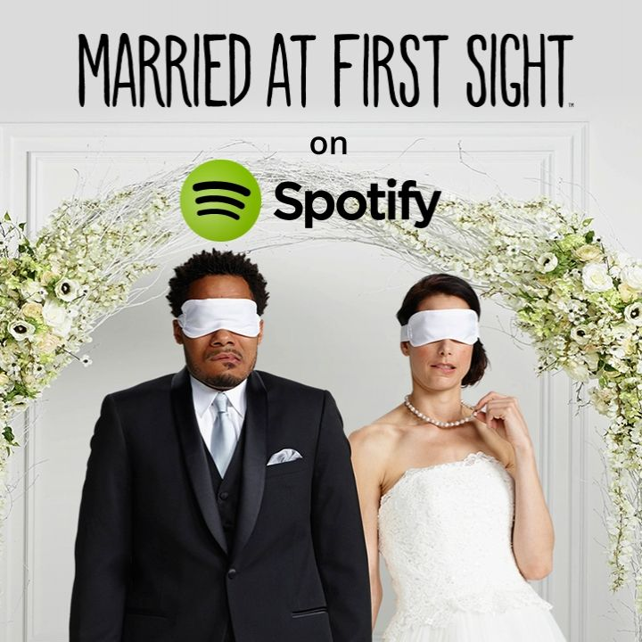 Married at First Sight   A Social Experiment. For those who don't think ABC's The Bachelor escalates fast enough between meeting up and marriage, there now is FYI's Married at First Sight, on which three couples meet at their weddings, then have four weeks to decide whether they want to stay married.