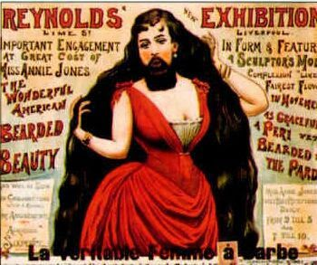 25 best ideas about bearded lady costume on pinterest for Tattoo freak costume
