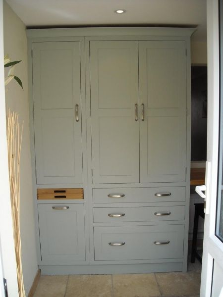Modern Country Style: Case Study: Farrow And Ball Light Blue (Pt 2)