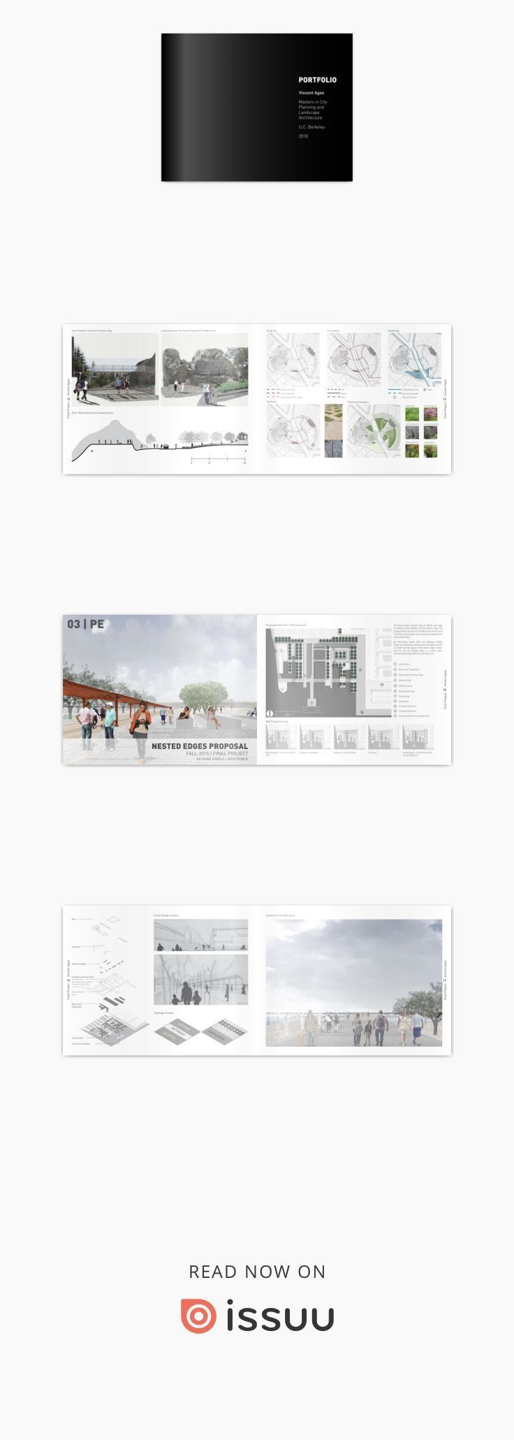 landscape architecture cover letter%0A Vincent Agoe  Portfolio The works presented in this portfolio highlight  final projects and process work