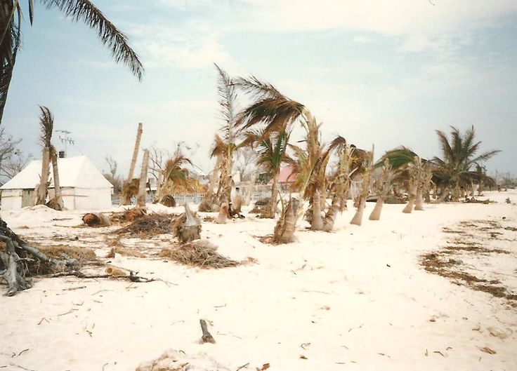 Hurricane Gilbert 1988: The Aftermath in Photos
