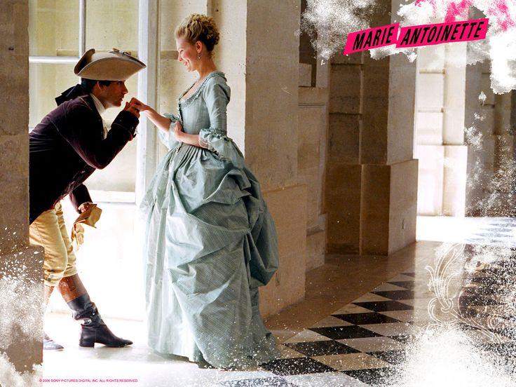 Marie Antoinette the movie.