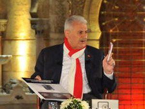 Binali Yıldırım, Ahmet Necdet Sezer'i hedef aldı