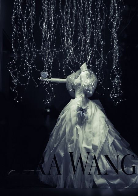 Vera Wang, finding the right one, pinned by Ton van der Veer