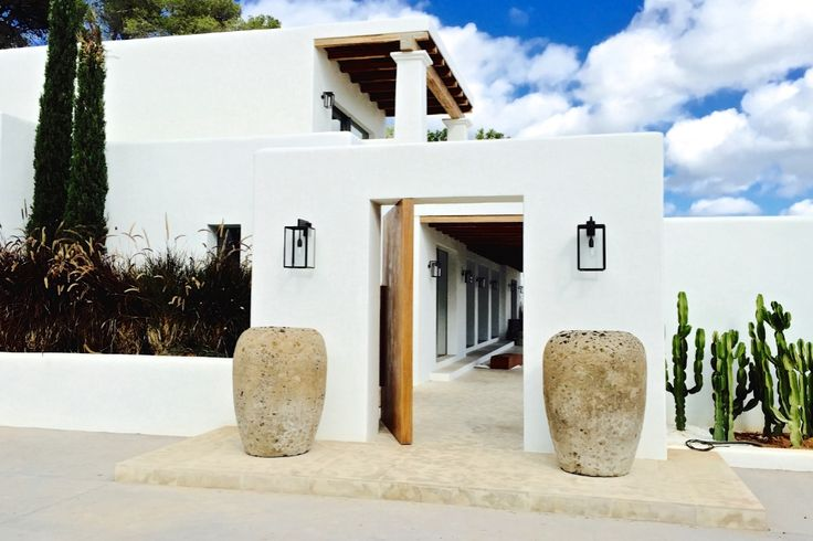COCOON finca & home inspiration bycocoon.com | interior design | villa design | bathroom design | project design | renovations | design products for easy living | Dutch Designer Brand COCOON | 9-bedroom luxury villa, Es Cubells, White Ibiza - Island Guide