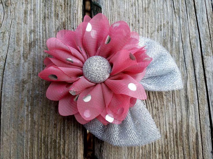 Hair Accessory, Girls Accessory, Wedding Flower, Girls Hairclip, Spring Flower, Flower Girl, Hair Flower, Girls Headband, Photo Prop, Easter by SparklinSass on Etsy
