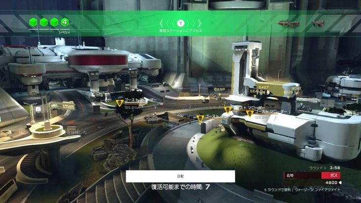 [WZFF-71] XboxOne Halo5 WARZONE FIREFIGHT  野良協力 ウォーゾーンファイアファイト  URBAN