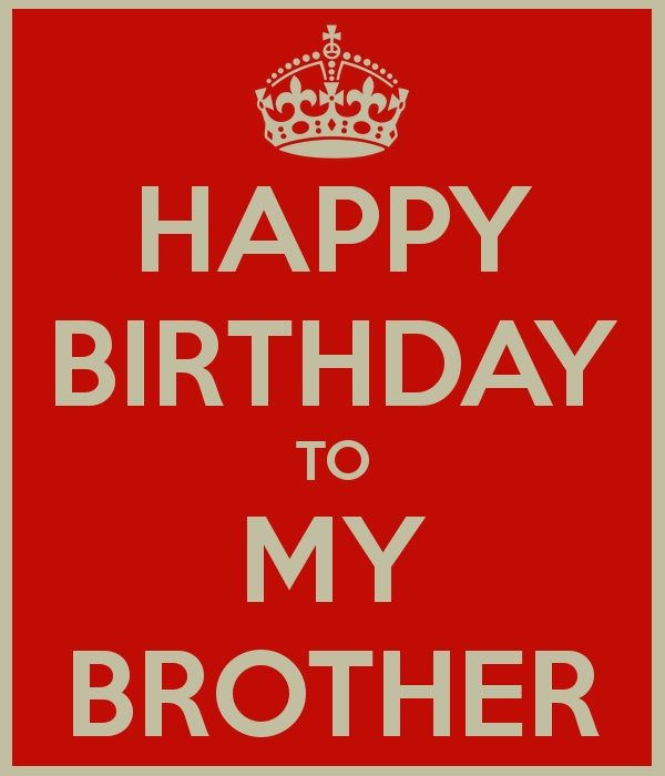 Happy Birthday Brother Quotes. QuotesGram