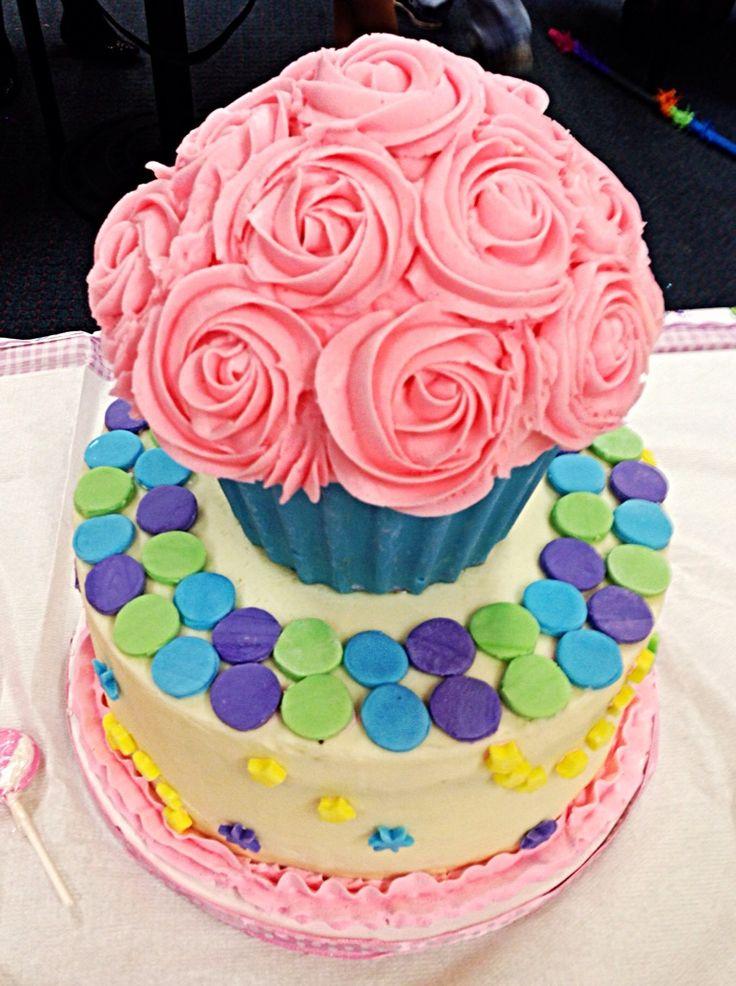 57 best First birthday cake girl images on Pinterest Birthdays