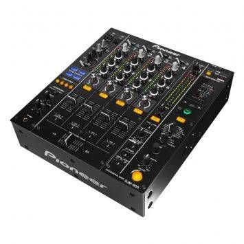 Pioneer Audio : Pioneer DJM-850-K 4 Channel High-End Digital Mixer Black Price in Malaysia #MalaysiaPrices