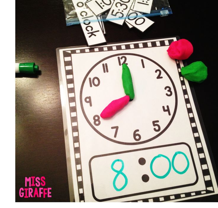 Telling Time activities and ideas galore!! Seriously so many great math ideas on this blog