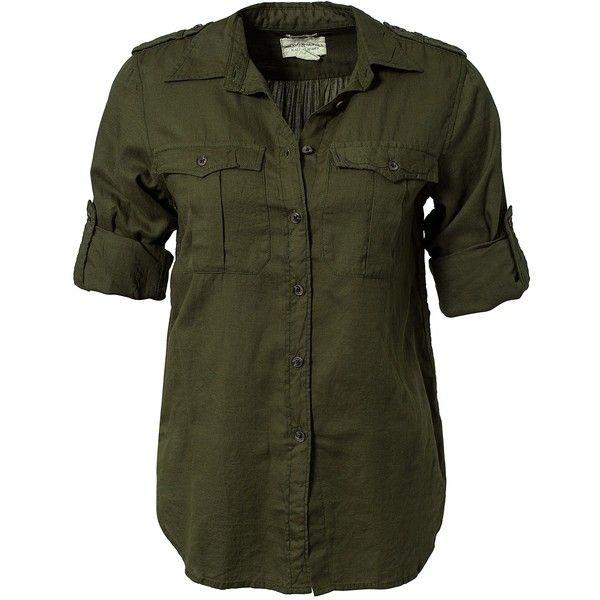 Denim & Supply Ralph Lauren Rl Expedition Shirt found on Polyvore