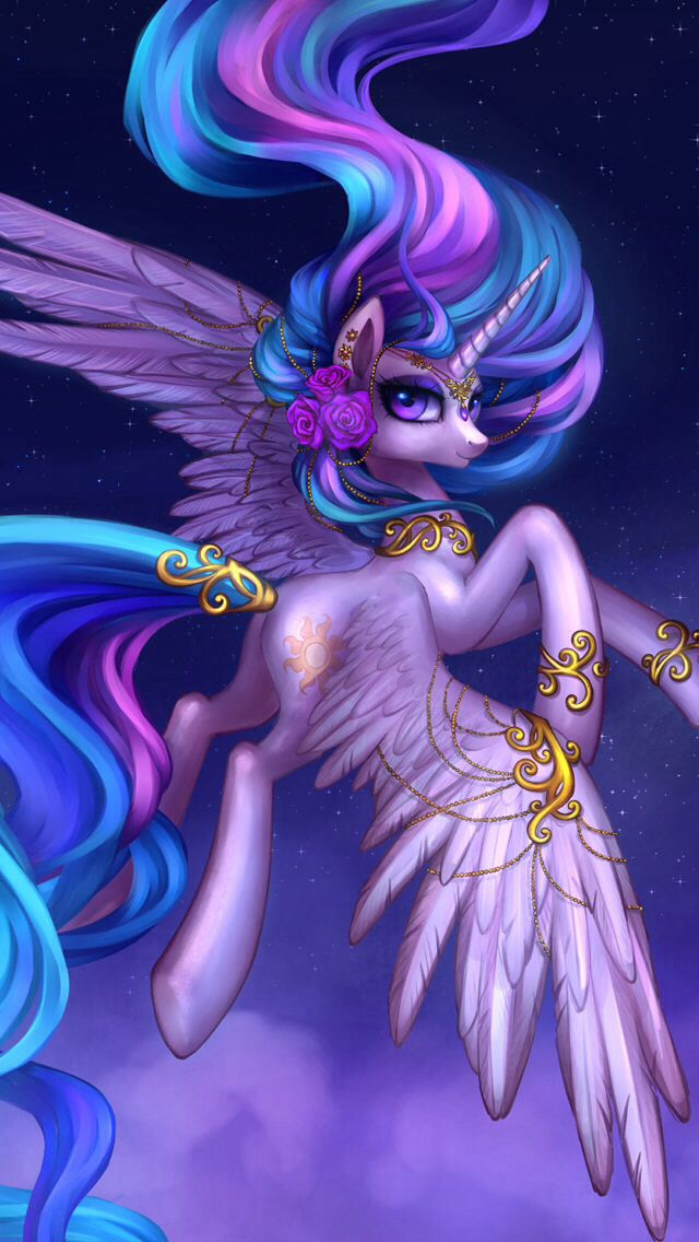Princess. Celestial is so beautiful!!! But I still like Luna more XD << I completely agree!!!