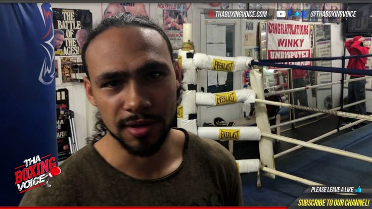 Keith Thurman's Reaction to Anthony Joshua Insisting Deontay Wilder Step...
