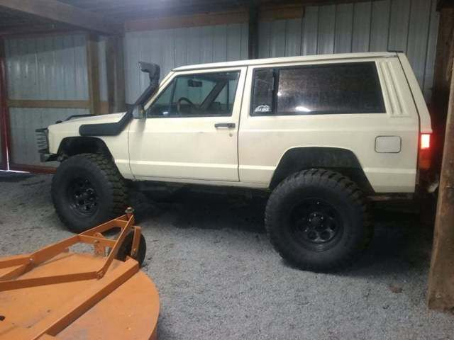 1988 Jeep Cherokee 4x4 4 0l For Sale Photos Technical