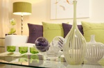 Break the Winter blues with splashes of lime green and purple scatter cushions and accessories from Mr Price Home in store now.