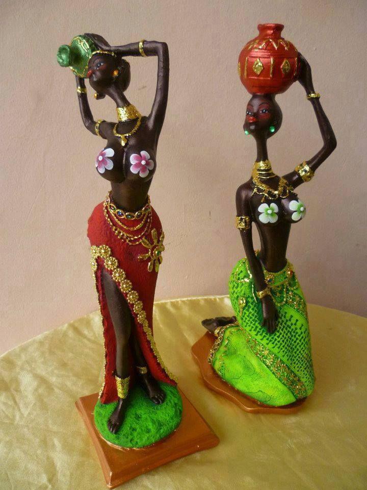 .muñecas de ceramica