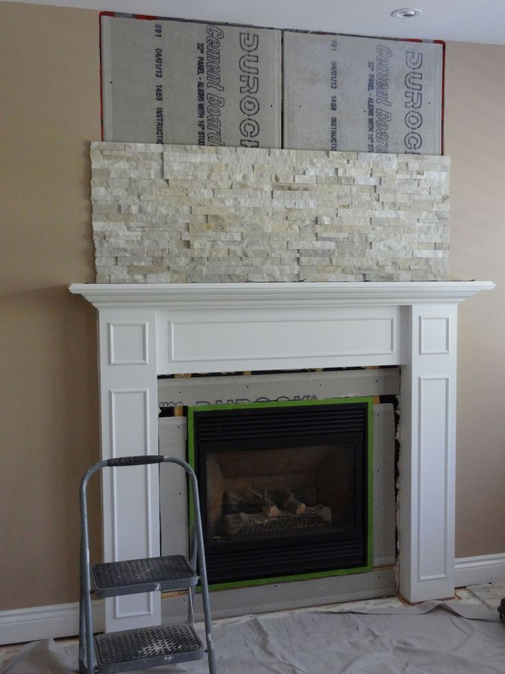 refacing a fireplace | Roselawnlutheran