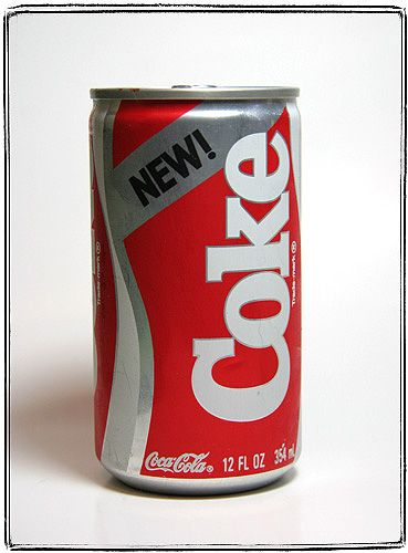 For 3 months in 1985 my grandma was convinced the world was coming to an end. Then they brought back classic coke.