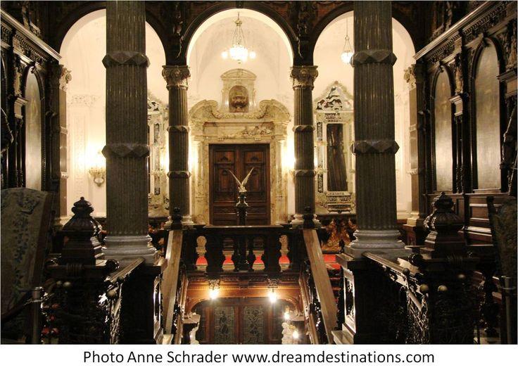The Honor Hall Peles Castle Romania