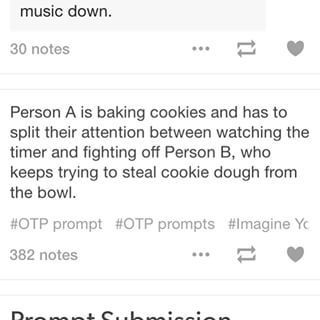 YoURE THE ONE BAKiNG OBVIOUSLY HUMS HAPPILY I WOULD ALWAYS DO THIS WHEN YOU BAKE jUST SO I COULD BE AROUND yOU