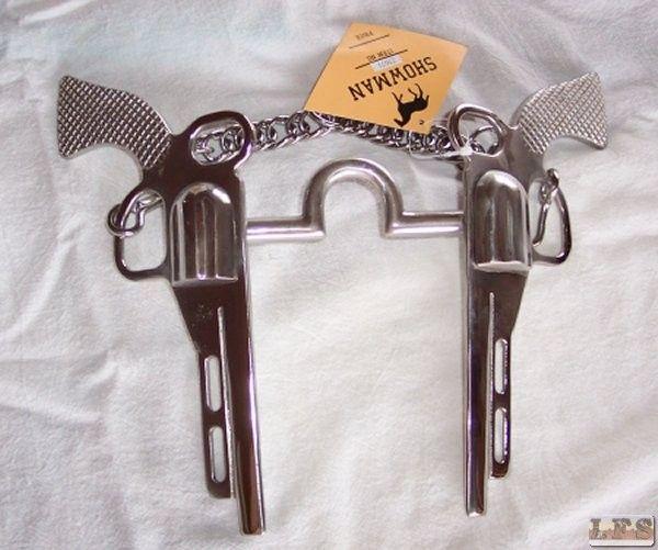 way cool bit! crazy horse tack - Bing Images
