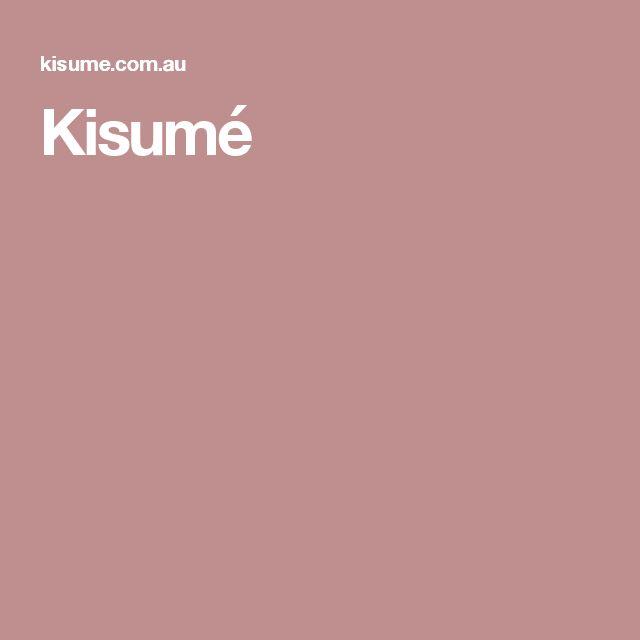 Kisumé