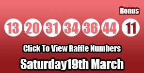 The latest Lotto and Lotto Raffle results for Saturday 19th March 2014 http://lottorafflenumbers.com/lotto-results-23rd-april/ #lottery #lotto