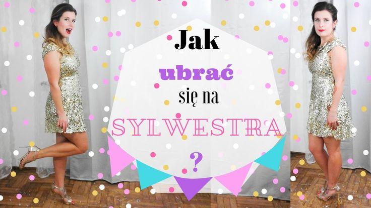Sylwestrowe stylizacje:)
