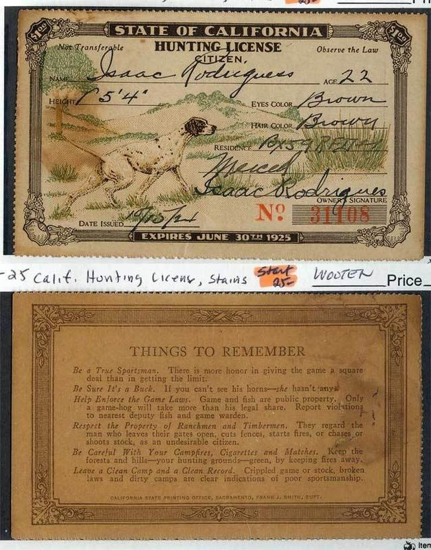 1000 images about old michigan hunting fishing licenses for Where to get a fishing license