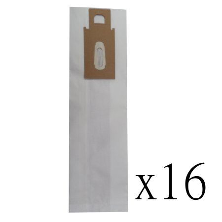 16 Oreck Upright XL Disposable Vacuum Bags for PK800025