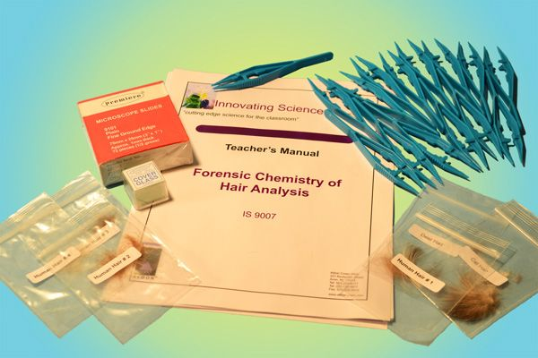 IS9007 Forensic Chemistry Of Hair Analysis