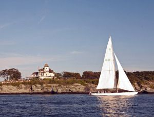 With its proximity to New York (a quick 3.5 hour drive) and Boston (a mere 1.5 hours), the Gilded Age mansions, scenic Cliff walks, oyster shacks, sailboats, and yachts, make Newport, Rhode Island a pretty ideal seaside getaway. The city draws huge crowds in the summer, but there are enough activities in this old-world, blueblood stronghold to satisfy everyone. No boat shoes or cable knit sweaters required. on goop.com. http://goop.com/city-guide/newport-rhode-island/