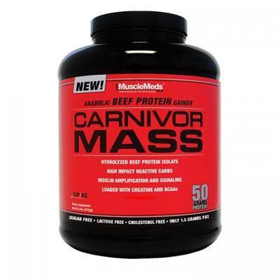 MuscleMeds Carnivor Mass Fudge 2590g