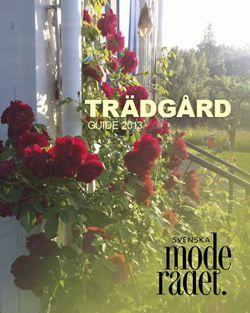TrädgårdsGuide från Svenska Moderådet