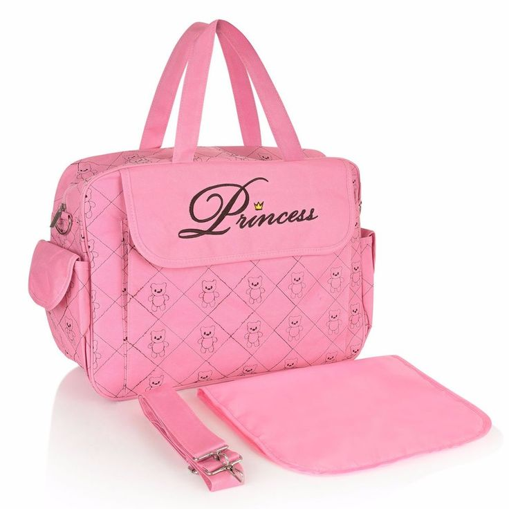 New Multi Function Baby Nappy Diaper Mummy Tote Changing Bag Large Luggage Bag #Unbranded