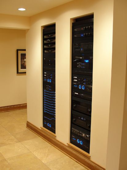 'Great Looking Racks' Winner Manages 3.8 Miles of Install Wiring - Slideshow from CE Pro