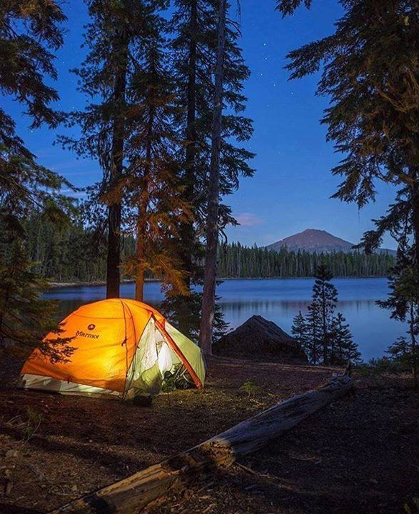 Perfect camping spot by the lake | Cascade Lakes | Charlie MT Say Yes To  Adventure | Best tents for camping, Camping locations, Camping spots