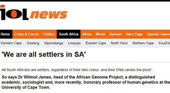 """Truth and Lies about South African History: Blacks Are Not """"Indigenous"""" and Arrived at Same Time as Whites"""