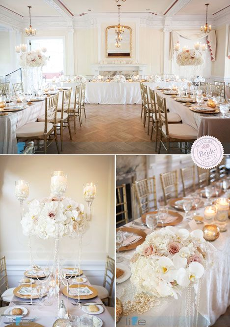 As seen on bride.ca | Real Wedding: Ariane & Henry Classic Elegance at Cecil Green Park House. Planner: Kailey Michelle Events, Photography: Life Studios, Decor: Wedding Design Studio