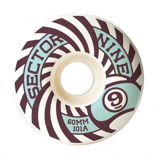Sector Nine Skateboards Sector Nine Park II Wheels 60mm 98a (set of 4)