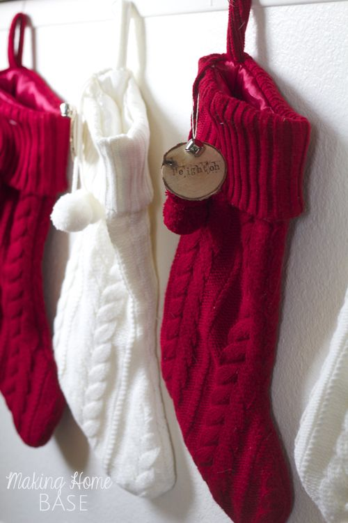 Christmas Stocking Loom Knitting Pattern : 17 Best images about Christmas on Pinterest Nativity ...