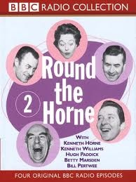 Round the Horne - a rather risqué camp 60's comedy radio show with Kenith Williams. Because it was illegal to be a homosexual at that time, 'Julian' and 'Sandy' used many words borrowed from the old secret language of polari to say very daring and risqué lines.