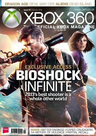 Xbox 360: The Official Magazine - www.oxm.co.uk    #officialxbox360 #magazine #futurepublishing #bathjobs #londonjobs #gaming