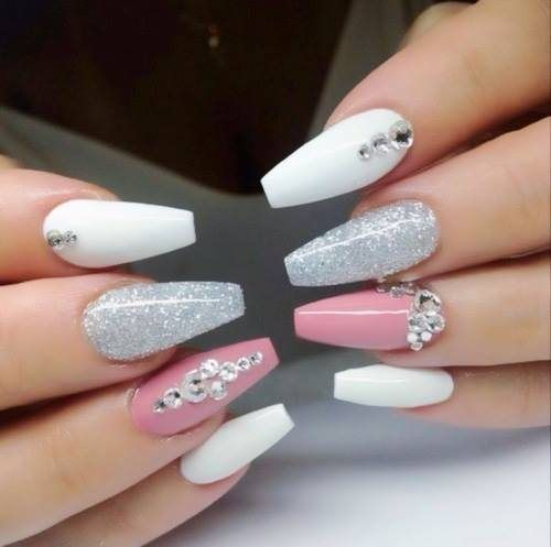 Best 25+ Bright acrylic nails ideas on Pinterest | Gell ...