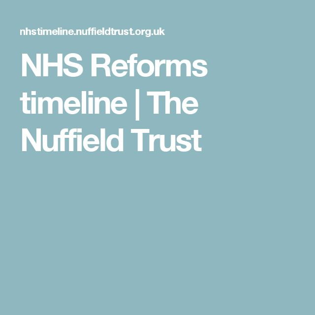 NHS reform: How many patients will benefit?