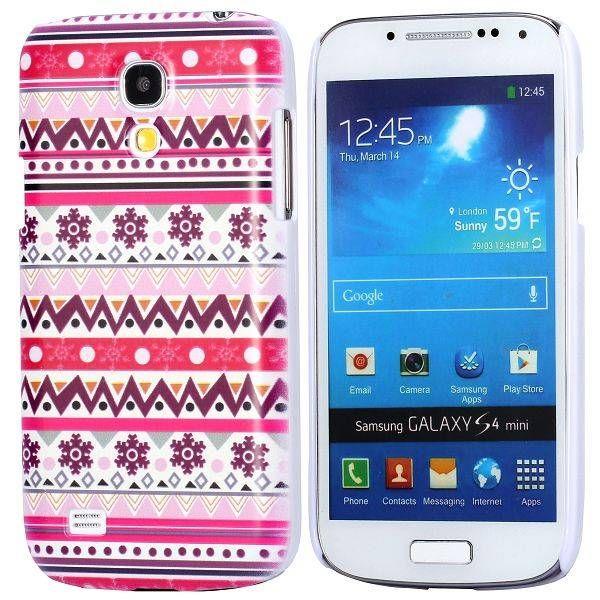 Tribal aztec hoesje Samsung Galaxy S4 mini