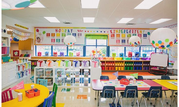 Classroom Ideas Preschool ~ Cute classroom themes school time pinterest