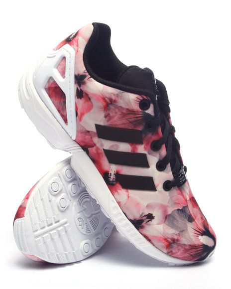Adidas ZX Flux J Junior Mesh Sneaker Grosse UK 3 7