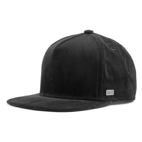 quality design 2decd 9645e Men s Melin The Stealth Snapback Baseball Cap ( 69) ❤ liked on Polyvore  featuring men s fashion, men s accessories, men s hats,…